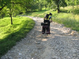 Brain Racing MTB Expedition Ukraine 2009 - road to the...Where ever