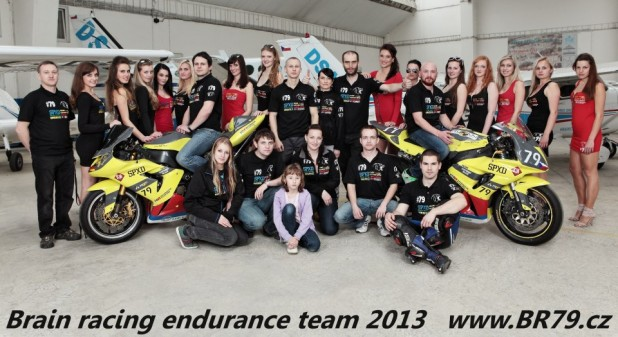 Brain racing endurance team 2013 BR79.cz