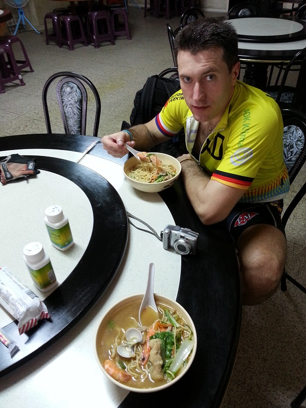 MTB expedition Taiwan 2013 BR79.cz seafruits soup