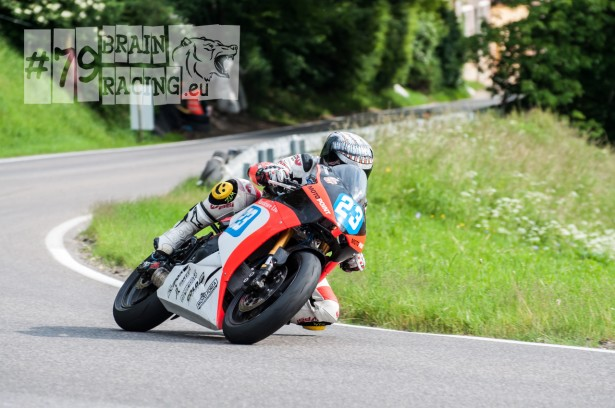 BrainRacing Czech Tourist Trophy 2013 Supertwin Michal Indy Dokoupil