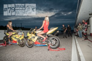 promotion fotoshooting brain racing impressions german endurance Most 2013