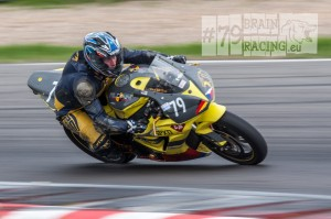 Suzuki Hradec Kralove Radek Lamich brain racing team German Edurance Most 2013 (2)