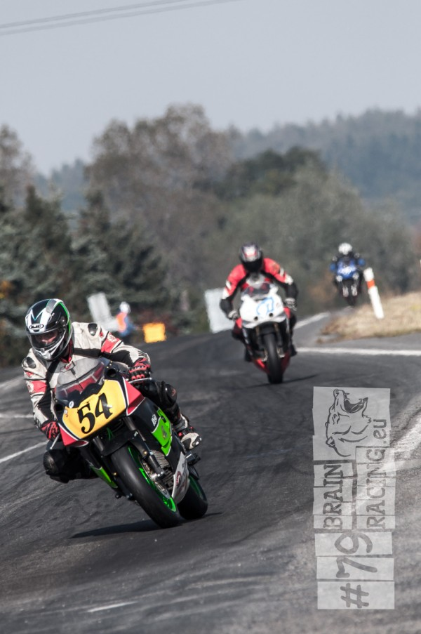 Dymokury - Dentaliving, Motoforza, RUTAN Performance - ROAD RACING