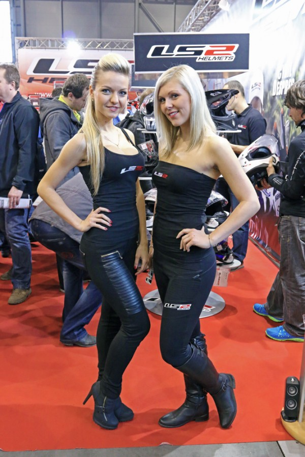 Motosalon Brno 2014 Brainracing