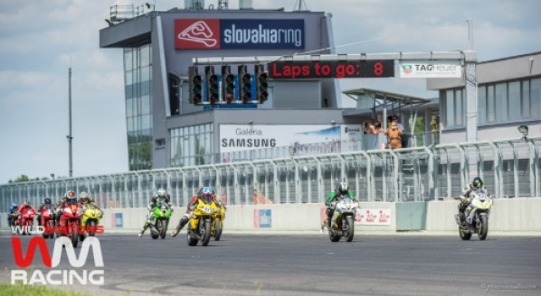 Wildmotors Cup a Endurance Slovakiaring 2016 start 600
