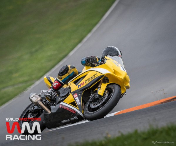 Wildmotors Endurance Brno Michal Parma GSXR600