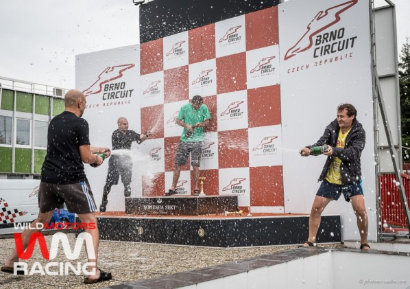 Wildmotors Endurance Brno podium je naše